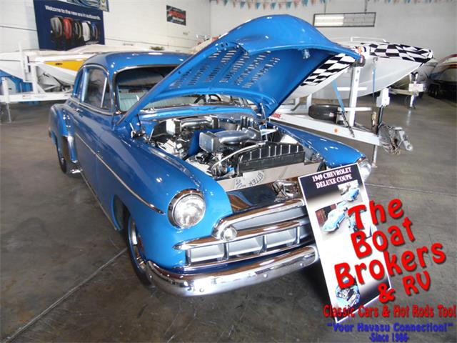 Picture of Classic 1949 Chevrolet Deluxe located in Arizona - $22,000.00 - PCFX