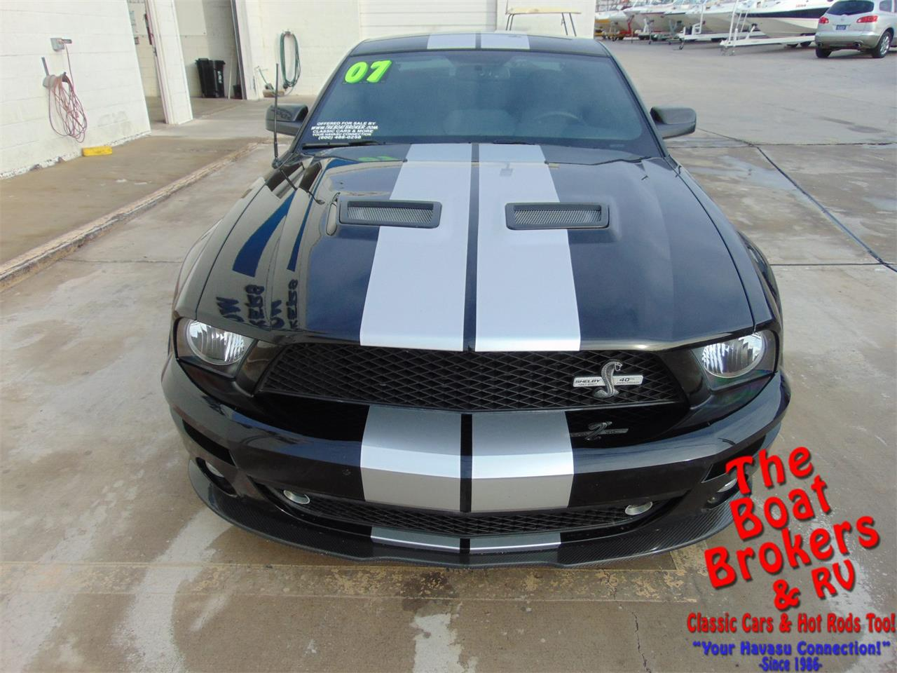 Large Picture of '07 Mustang - PCG9