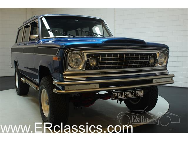 Picture of '76 Wagoneer - PCGQ
