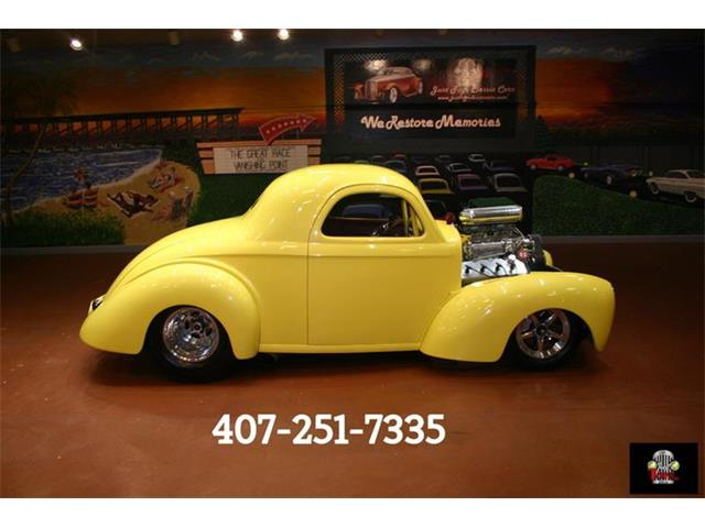 Picture of 1941 Willys Street Rod located in Orlando Florida Offered by  - PCI0