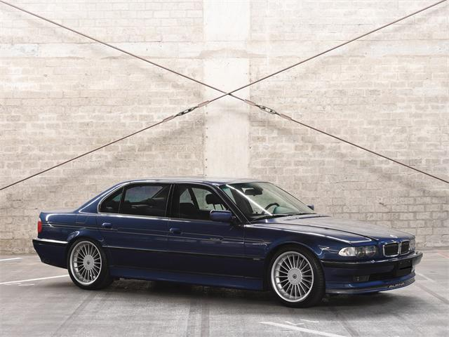 Picture of '00 Alpina B12 60 Langversion - PCI6