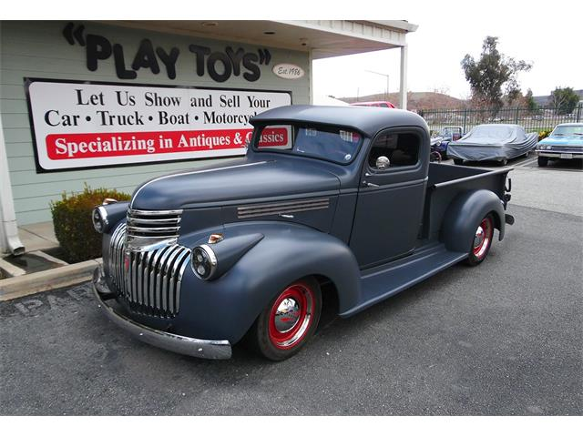 Picture of '46 Pickup - PCIS