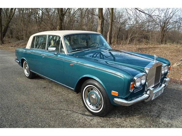 Picture of '73 Silver Shadow - PAP4