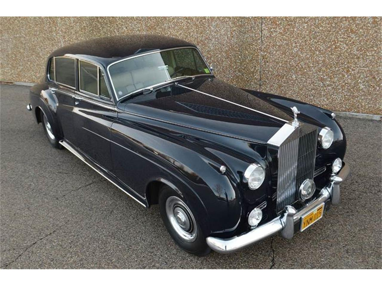 Large Picture of Classic '62 Rolls-Royce Silver Cloud II Offered by Park-Ward Motors - PAP5