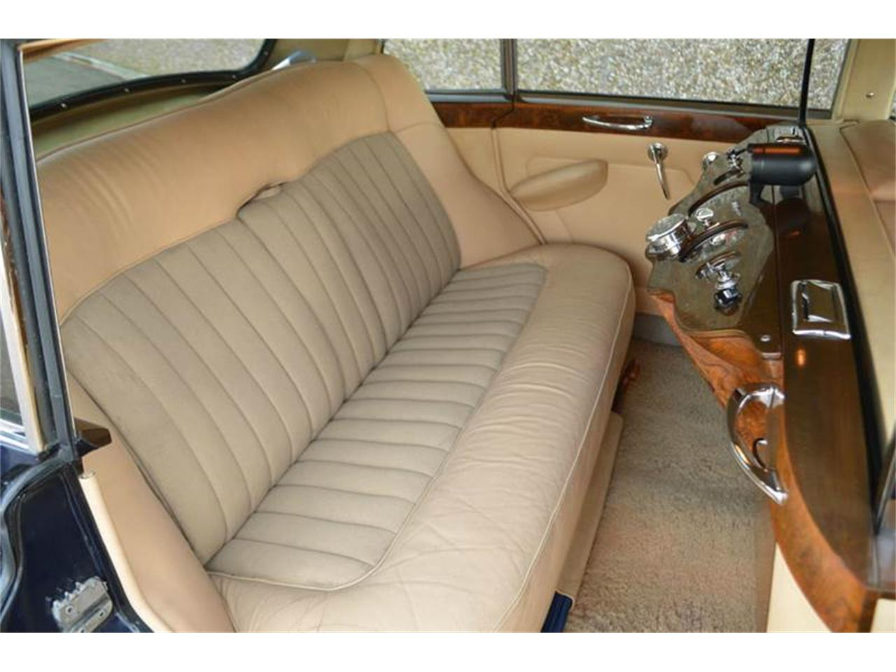 Large Picture of '62 Silver Cloud II located in Carey Illinois - $250,000.00 Offered by Park-Ward Motors - PAP5