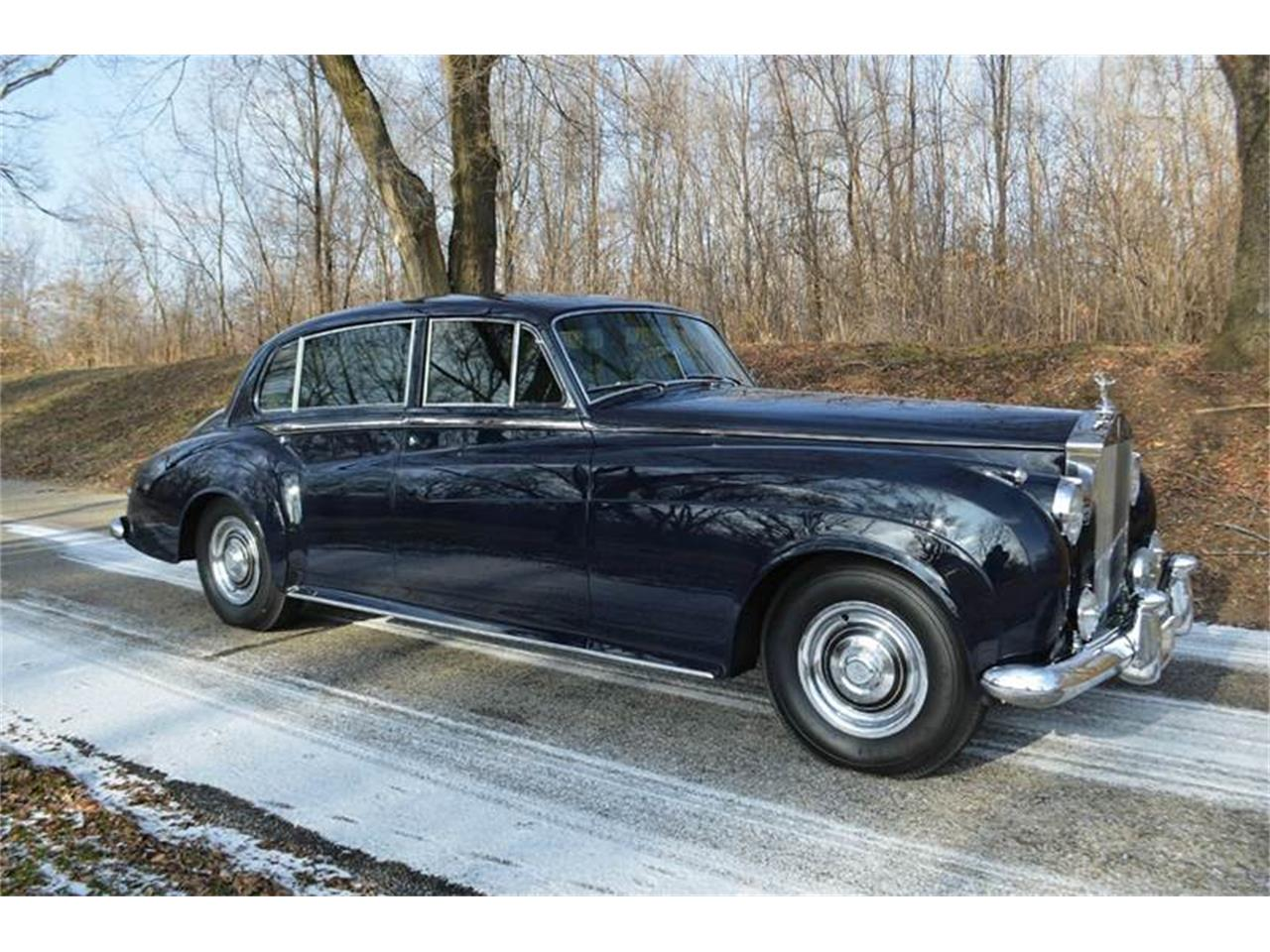 Large Picture of Classic 1962 Silver Cloud II located in Carey Illinois - $250,000.00 Offered by Park-Ward Motors - PAP5