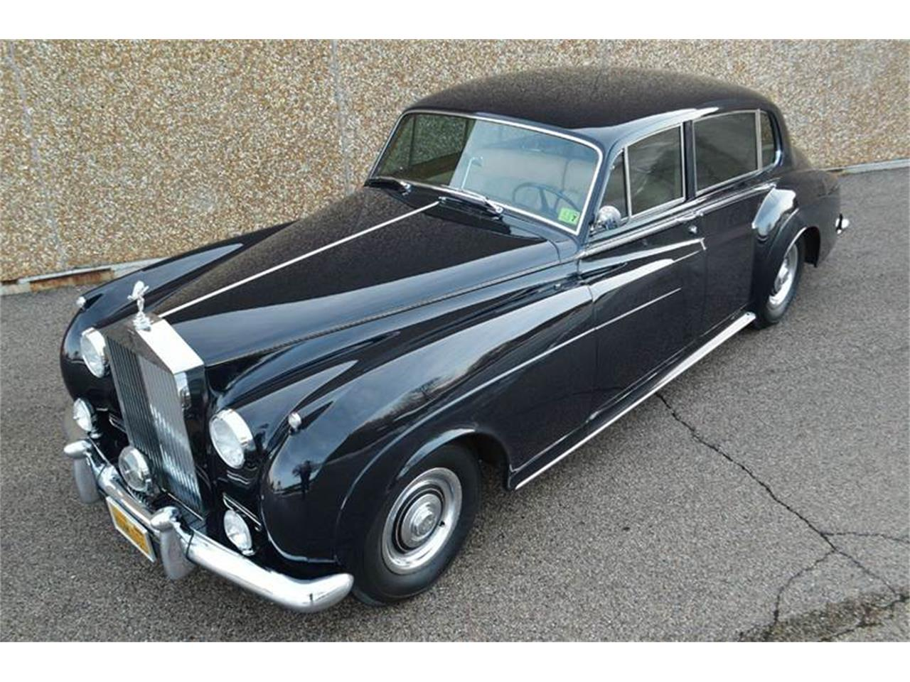 Large Picture of Classic '62 Silver Cloud II - $250,000.00 Offered by Park-Ward Motors - PAP5