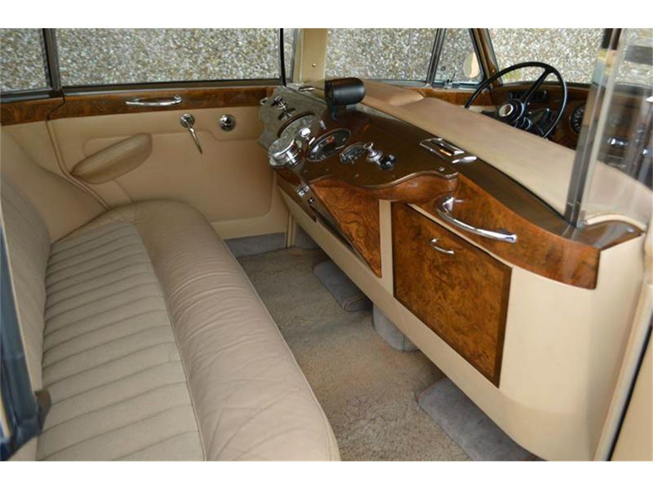 Large Picture of Classic '62 Silver Cloud II - PAP5