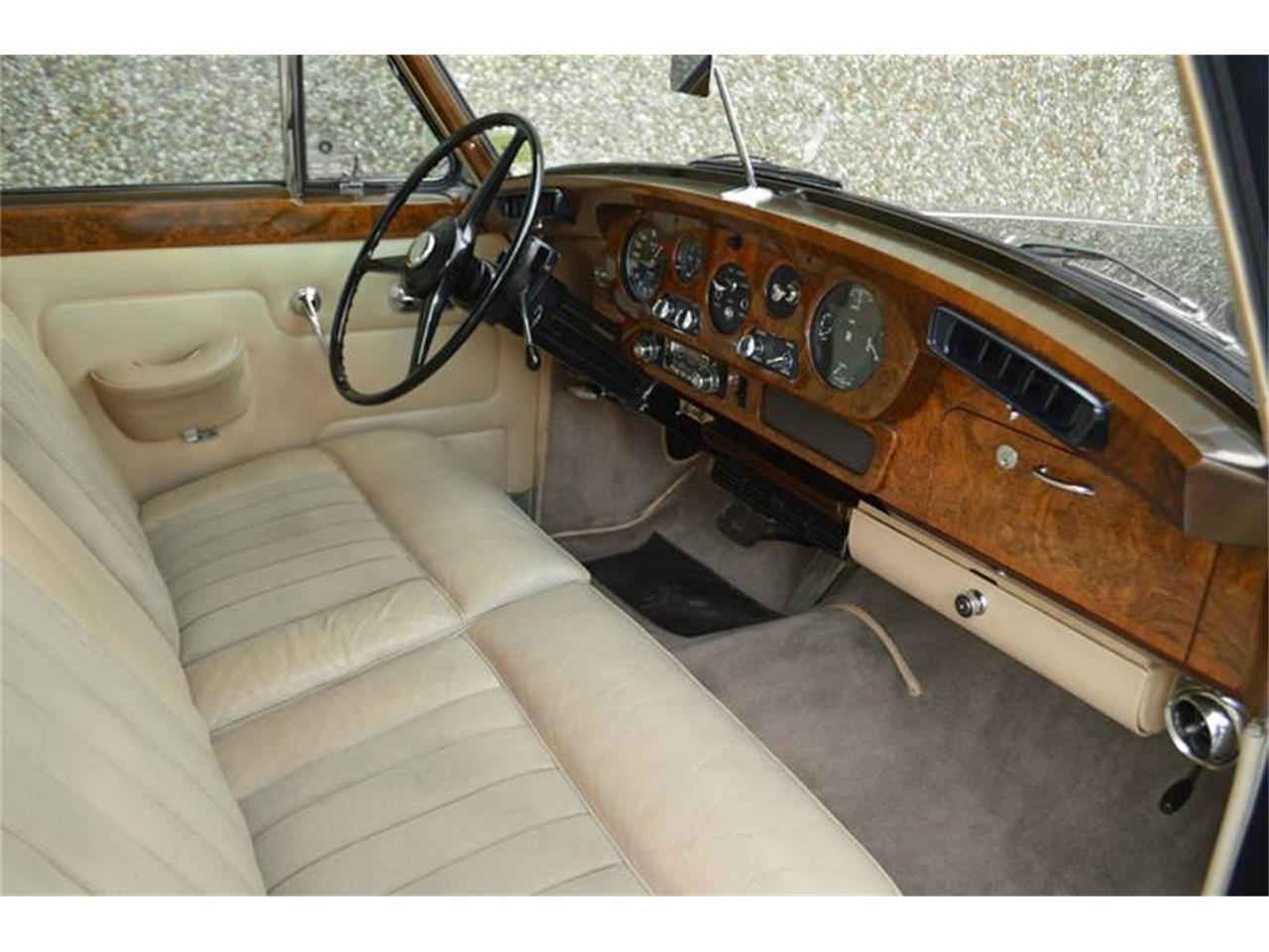 Large Picture of '62 Silver Cloud II Offered by Park-Ward Motors - PAP5