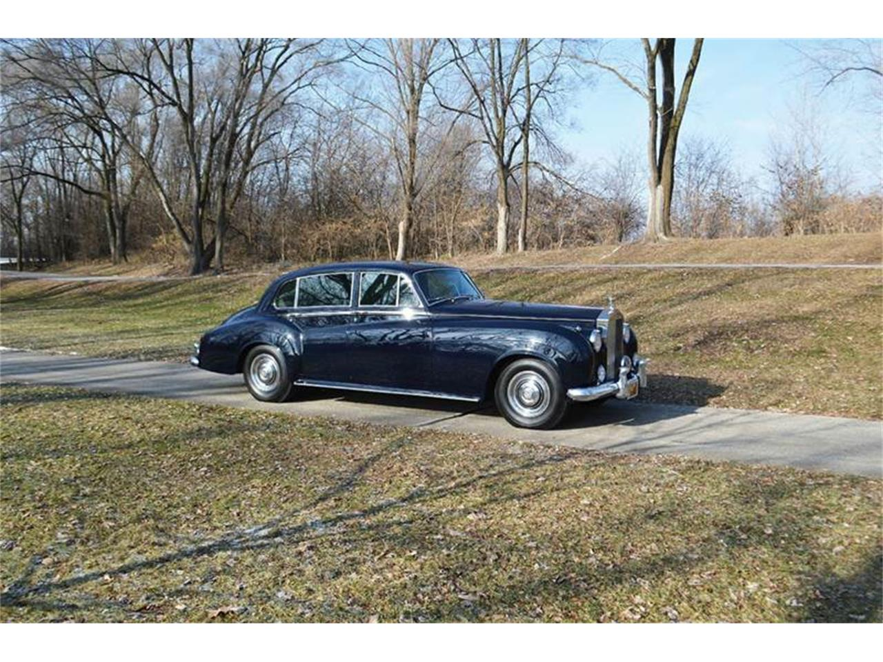 Large Picture of Classic 1962 Rolls-Royce Silver Cloud II located in Carey Illinois - $250,000.00 Offered by Park-Ward Motors - PAP5