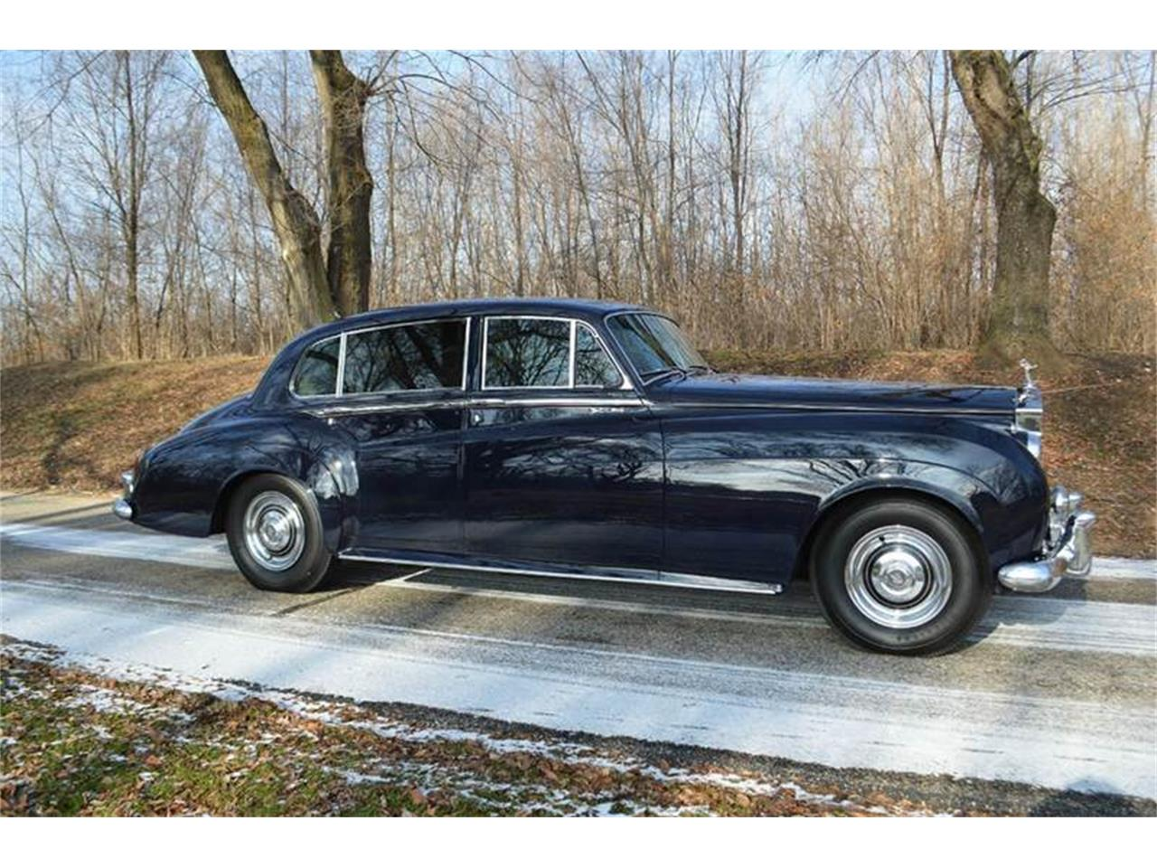 Large Picture of '62 Rolls-Royce Silver Cloud II Offered by Park-Ward Motors - PAP5