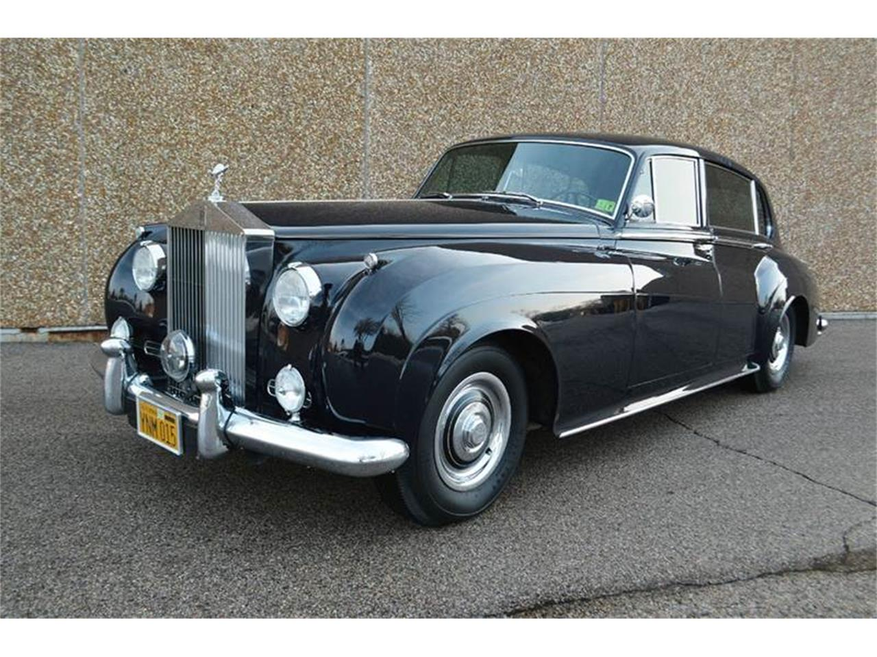 Large Picture of 1962 Silver Cloud II - $250,000.00 - PAP5