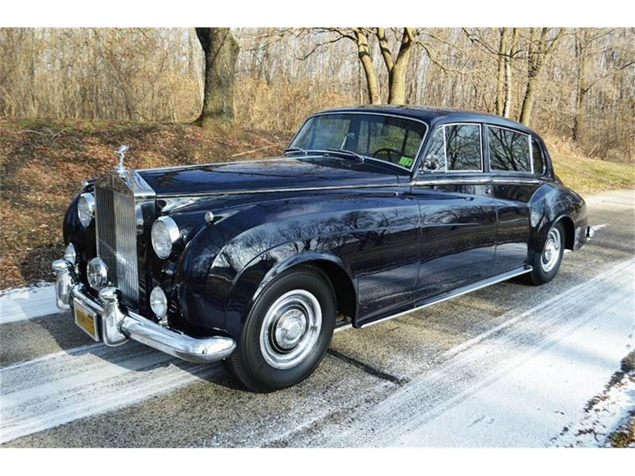 Large Picture of Classic 1962 Silver Cloud II - $250,000.00 Offered by Park-Ward Motors - PAP5