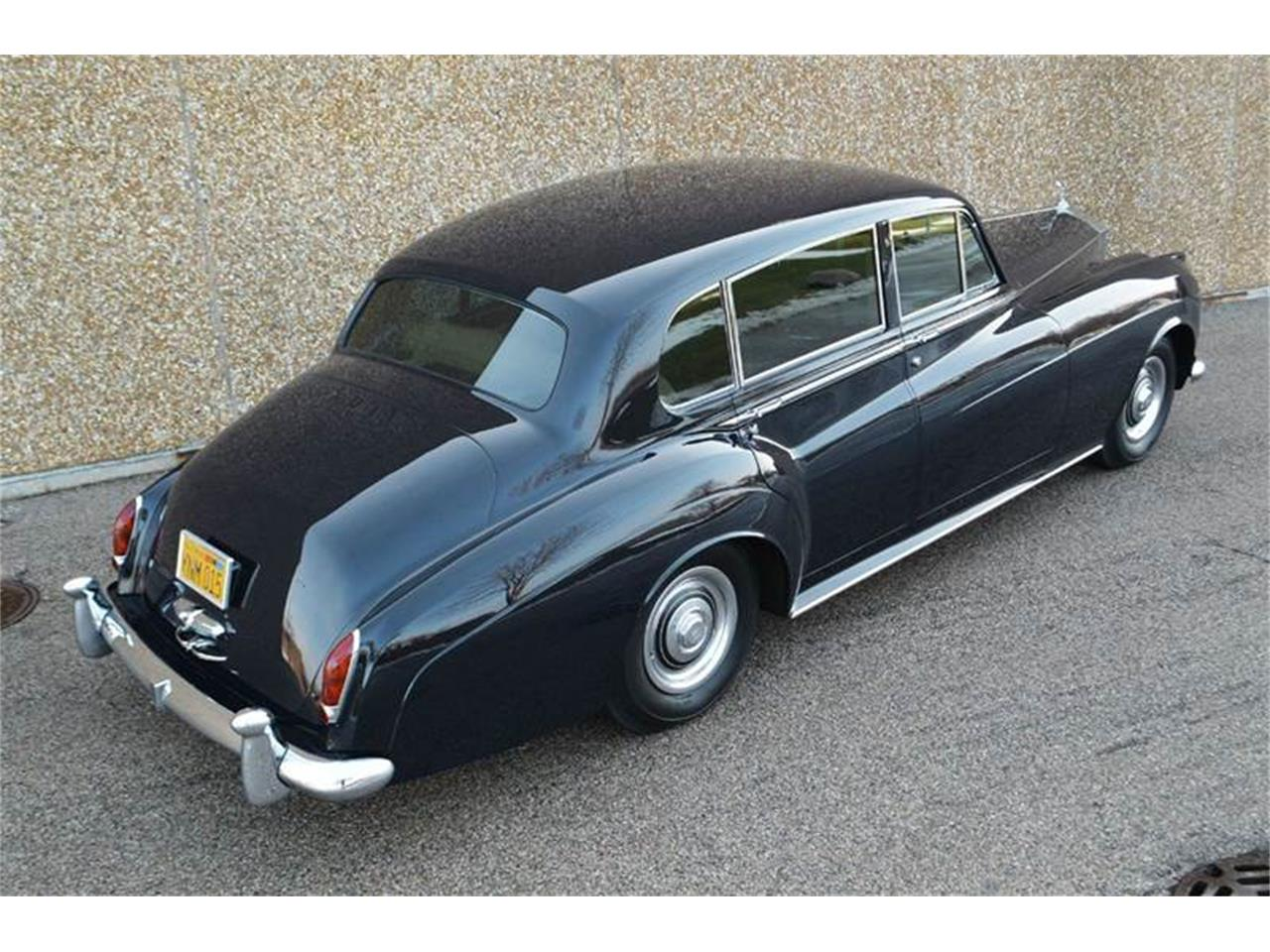 Large Picture of Classic 1962 Rolls-Royce Silver Cloud II Offered by Park-Ward Motors - PAP5