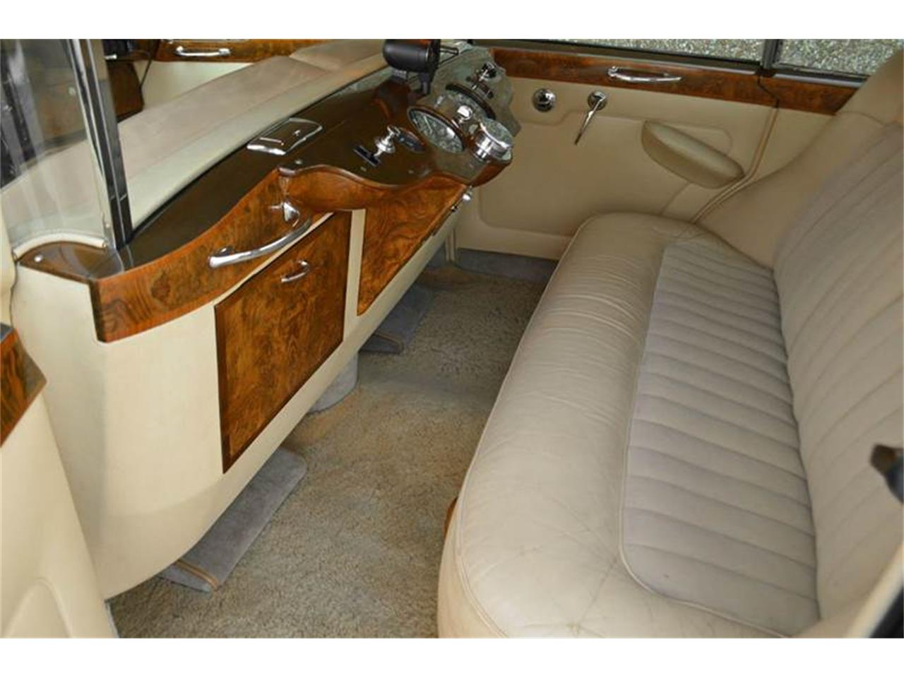 Large Picture of '62 Silver Cloud II located in Illinois - $250,000.00 - PAP5