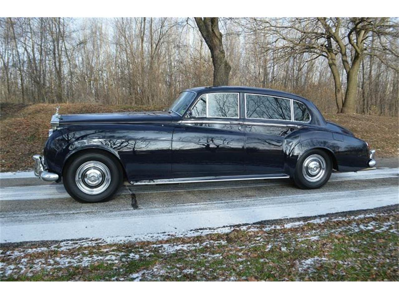 Large Picture of Classic '62 Rolls-Royce Silver Cloud II - PAP5