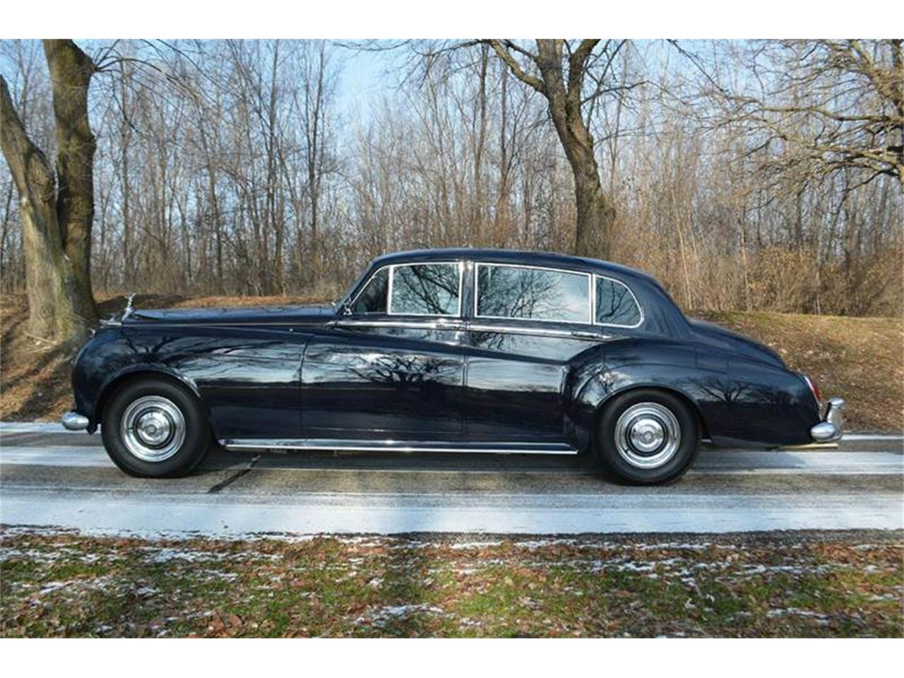Large Picture of 1962 Silver Cloud II located in Illinois - $250,000.00 Offered by Park-Ward Motors - PAP5