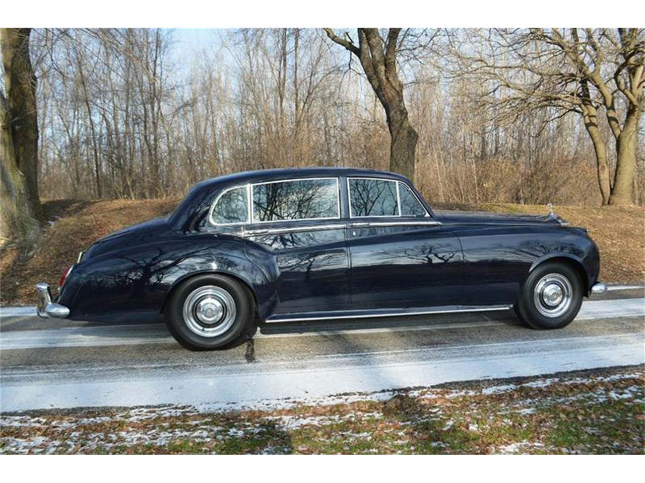 Large Picture of 1962 Silver Cloud II located in Carey Illinois - $250,000.00 Offered by Park-Ward Motors - PAP5
