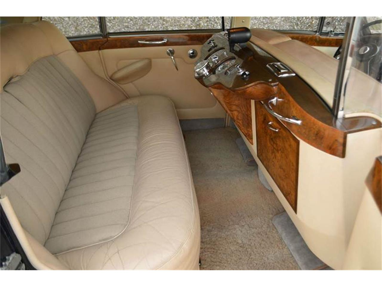 Large Picture of Classic 1962 Silver Cloud II located in Illinois - $250,000.00 Offered by Park-Ward Motors - PAP5