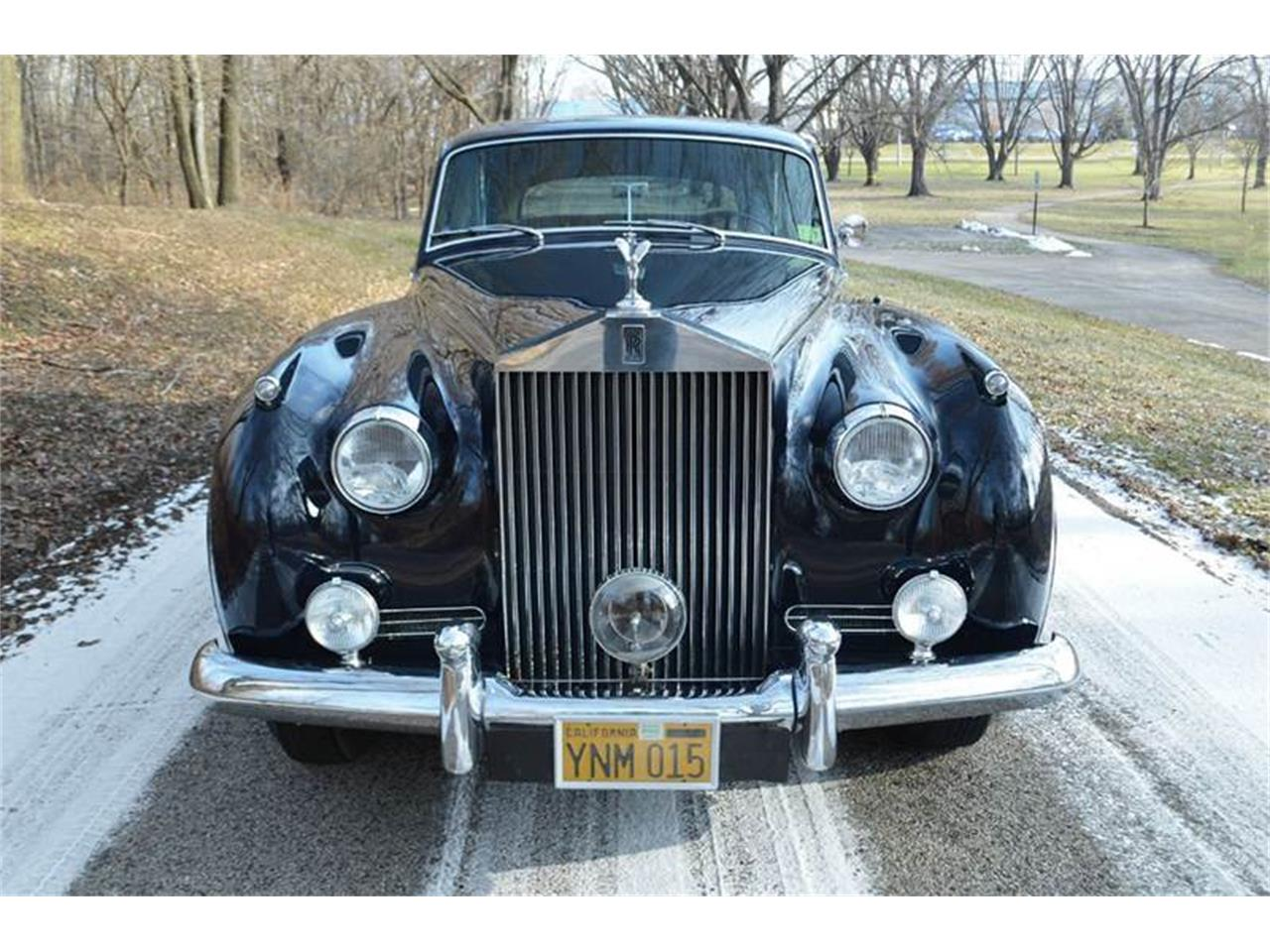 Large Picture of 1962 Rolls-Royce Silver Cloud II - $250,000.00 - PAP5
