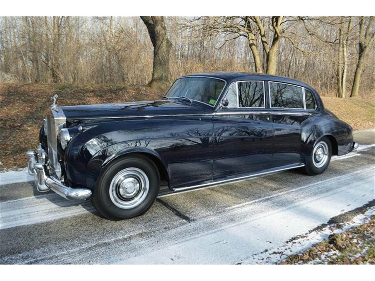 Large Picture of Classic '62 Silver Cloud II located in Illinois - $250,000.00 Offered by Park-Ward Motors - PAP5