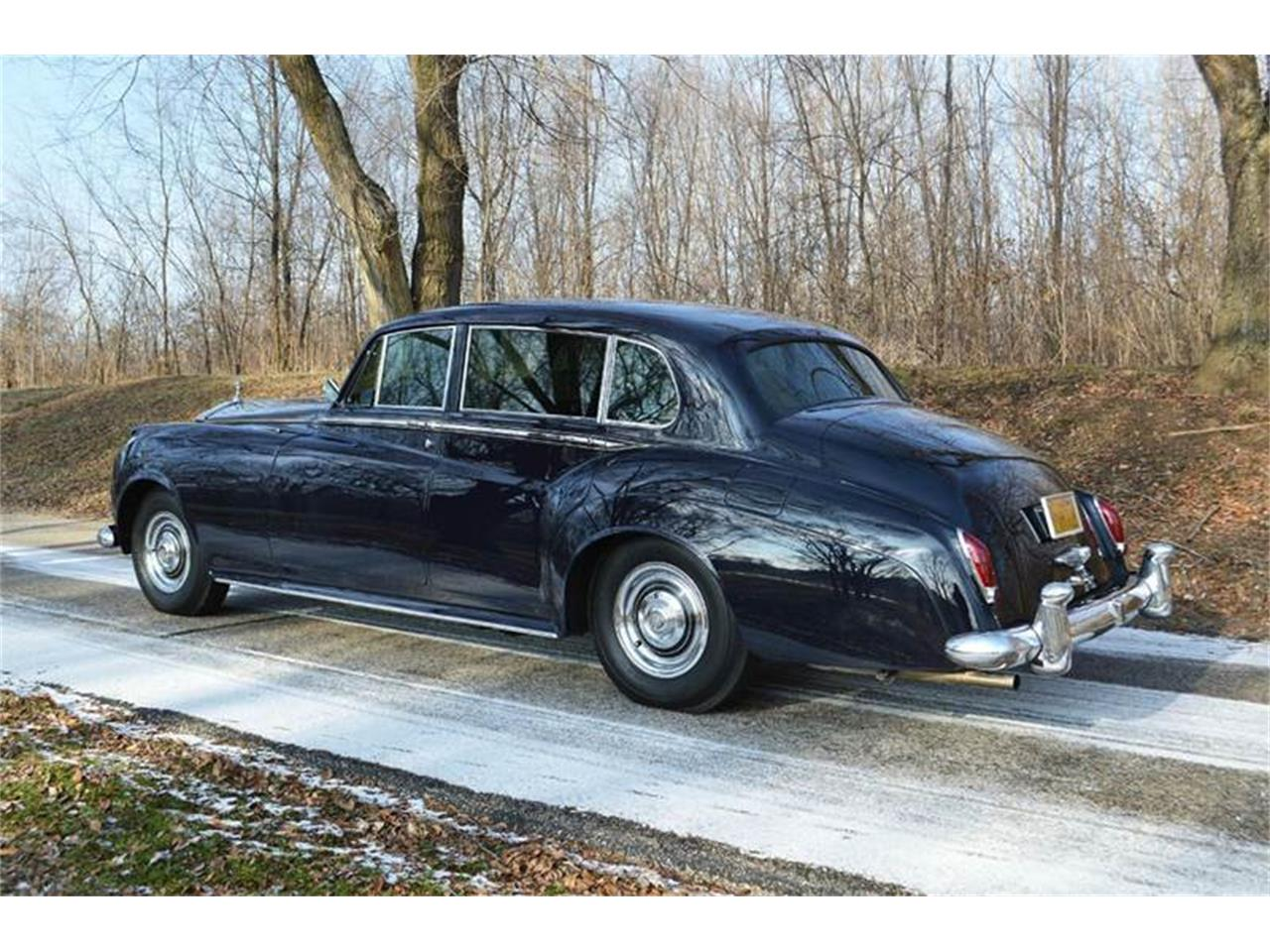 Large Picture of Classic '62 Rolls-Royce Silver Cloud II located in Illinois Offered by Park-Ward Motors - PAP5