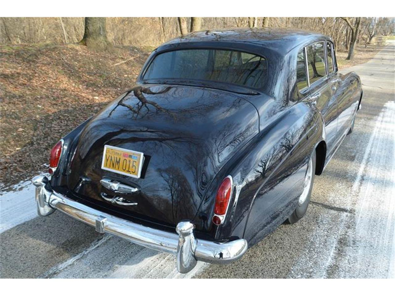 Large Picture of Classic 1962 Silver Cloud II Offered by Park-Ward Motors - PAP5