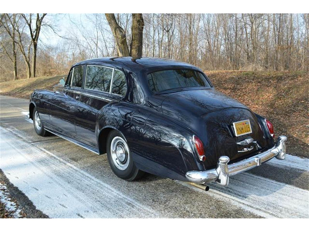 Large Picture of '62 Silver Cloud II - $250,000.00 Offered by Park-Ward Motors - PAP5
