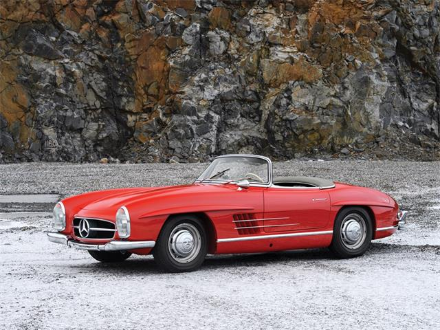 Picture of '57 300SL Roadster - PCJH