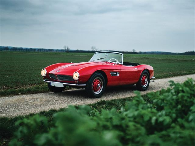 Picture of '59 507 Roadster Series II - PCJW