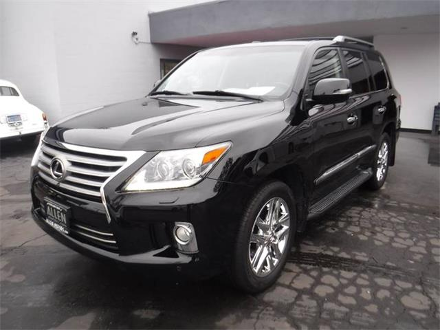 Picture of '13 LX570 - PAPA