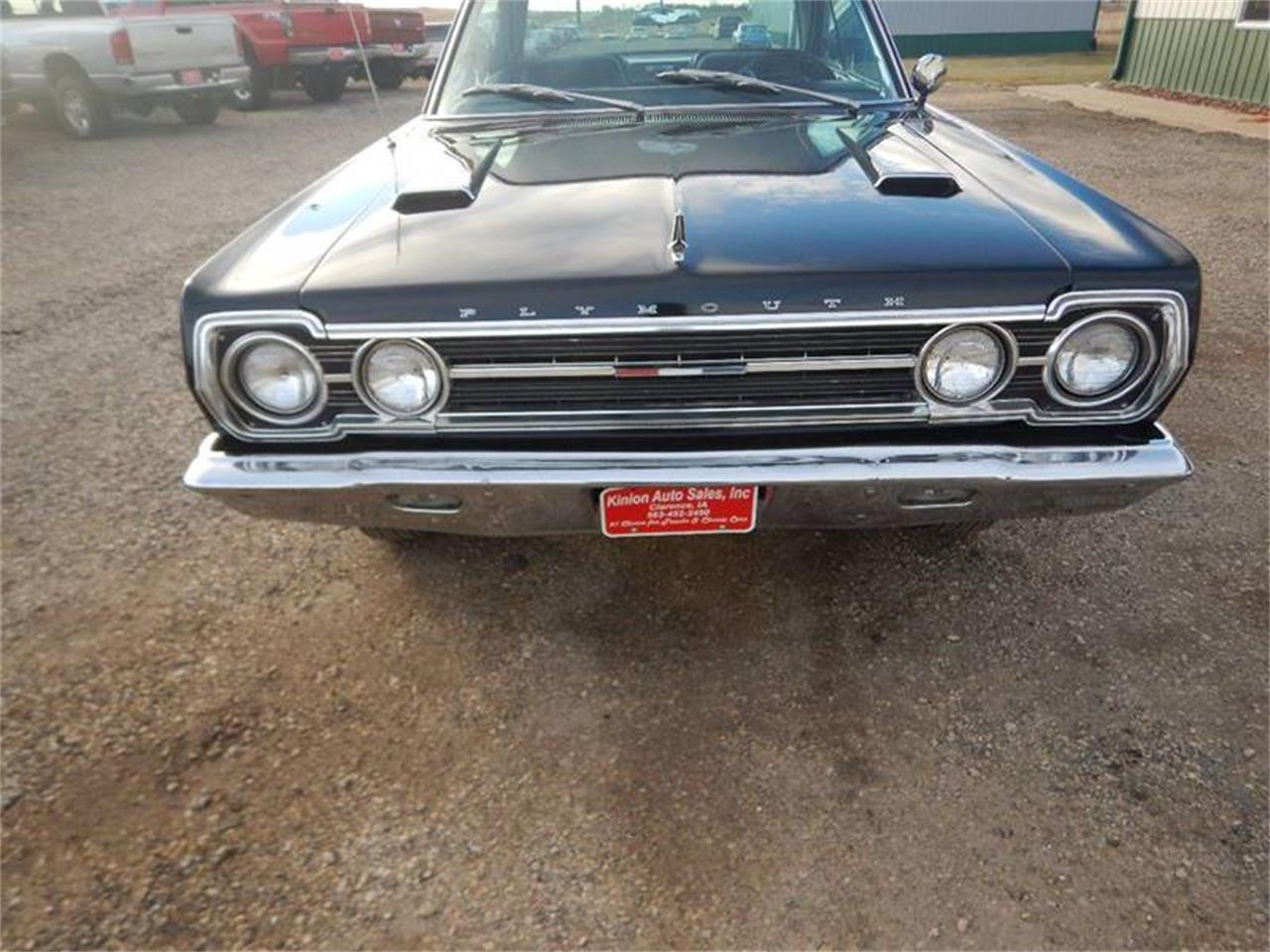 Large Picture of '67 GTX - PAPC