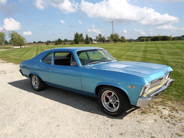 Picture of 1968 Chevrolet Nova II - $28,500.00 Offered by a Private Seller - PCLL