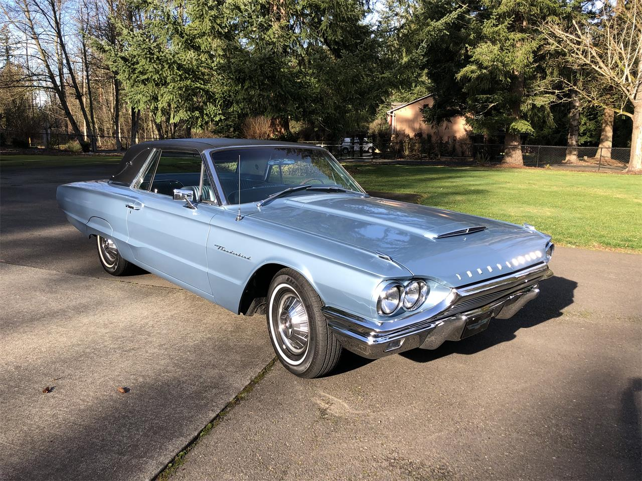 Large Picture of '64 Thunderbird - PCLS
