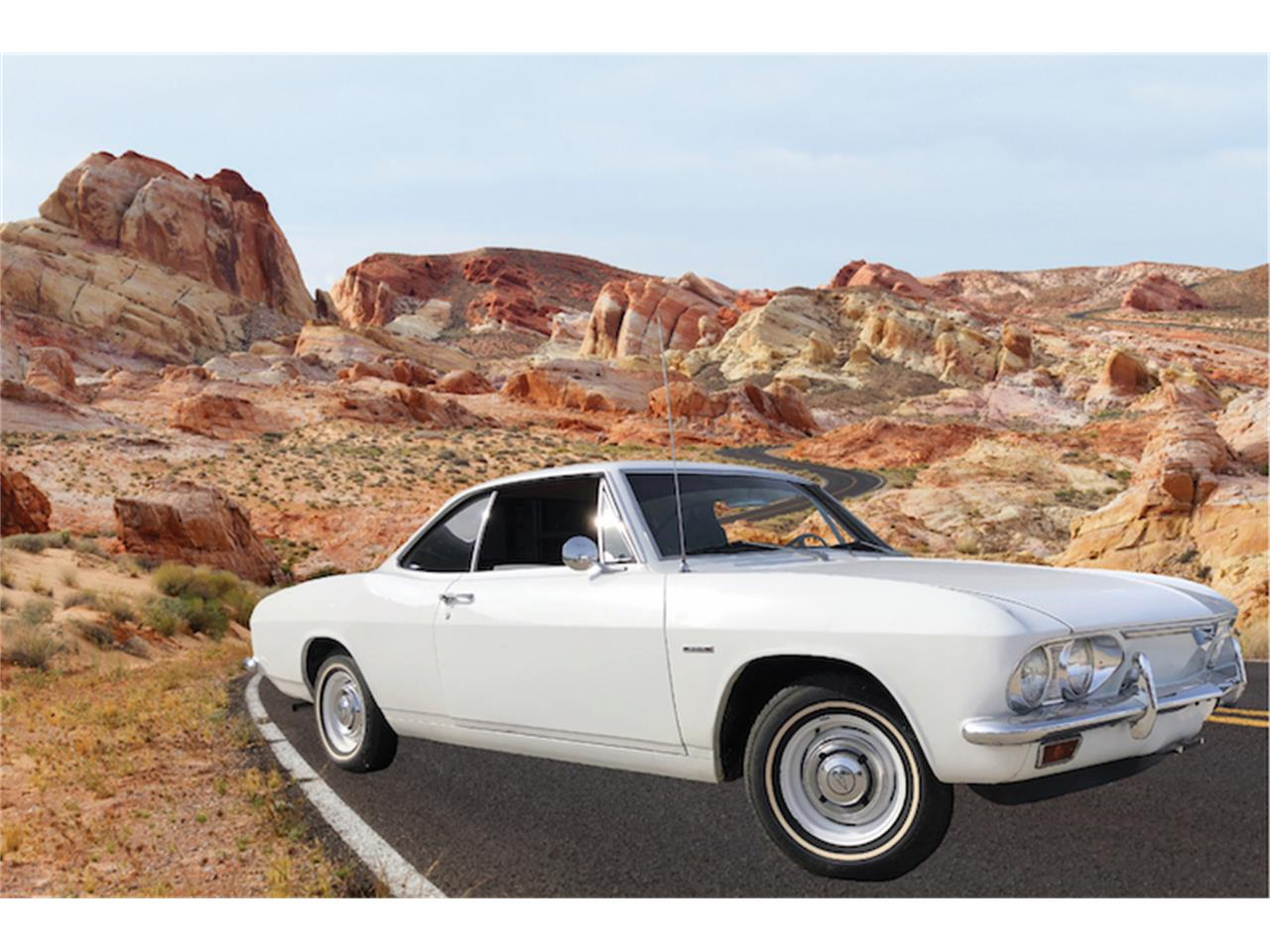 Large Picture of '66 Corvair - PCLX
