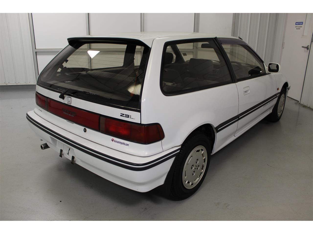 Large Picture of 1991 Civic located in Christiansburg Virginia - $9,999.00 Offered by Duncan Imports & Classic Cars - PCM2