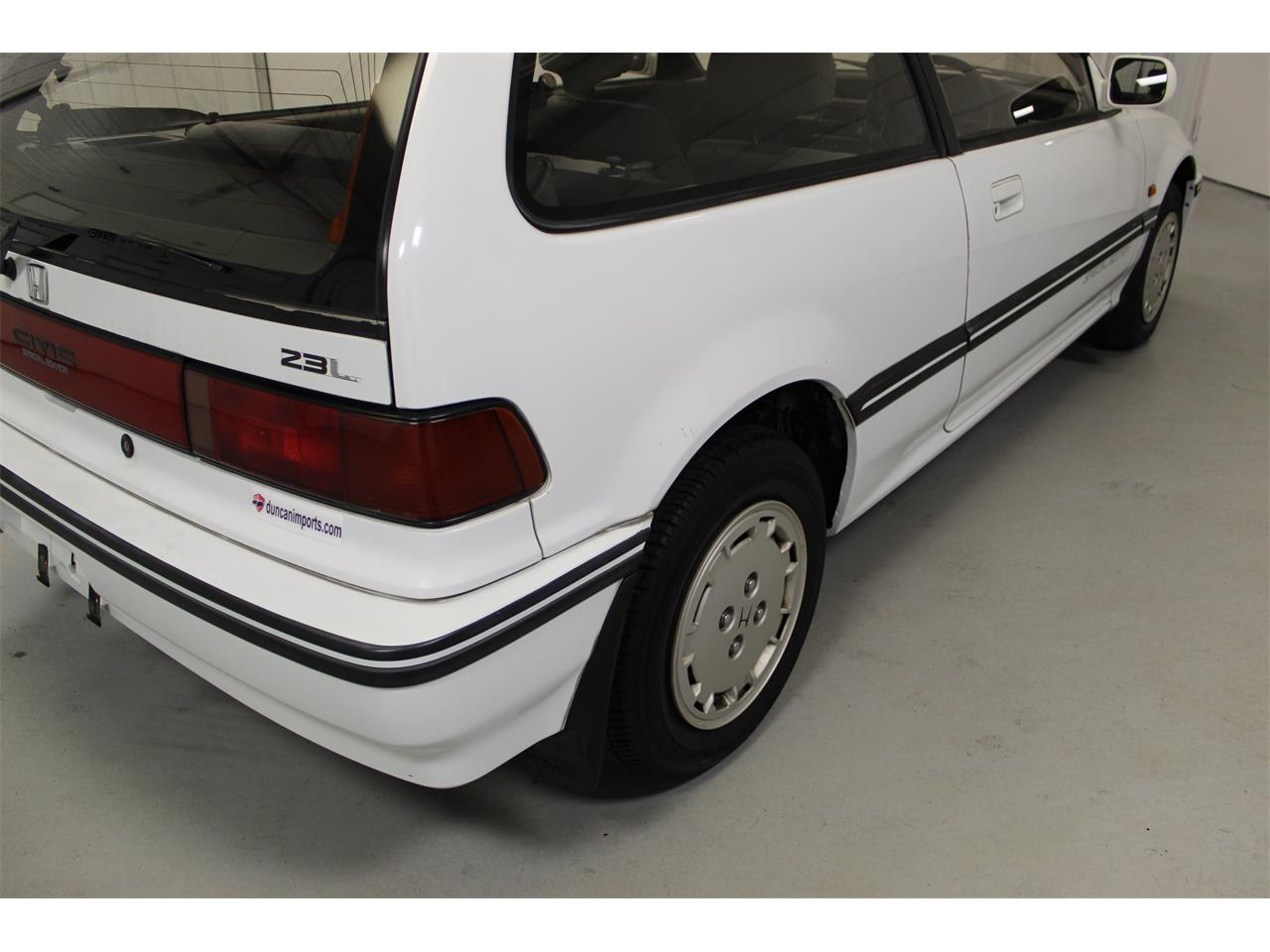 Large Picture of '91 Honda Civic Offered by Duncan Imports & Classic Cars - PCM2