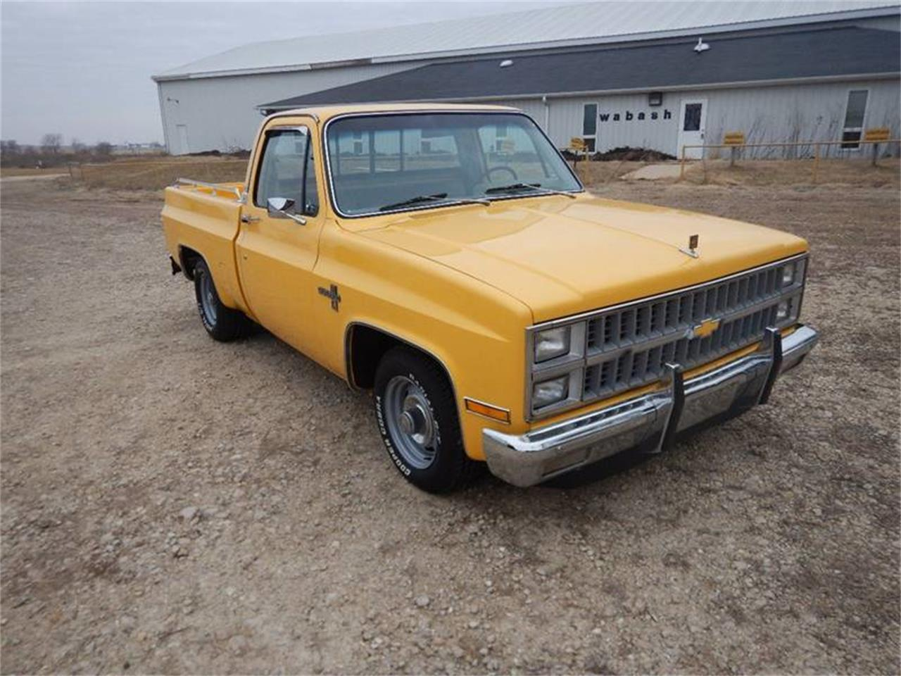 Large Picture of '81 C/K 10 - PAPF