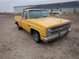 Picture of '81 C/K 10 - PAPF