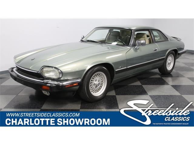 Picture of '93 XJS - PCM8