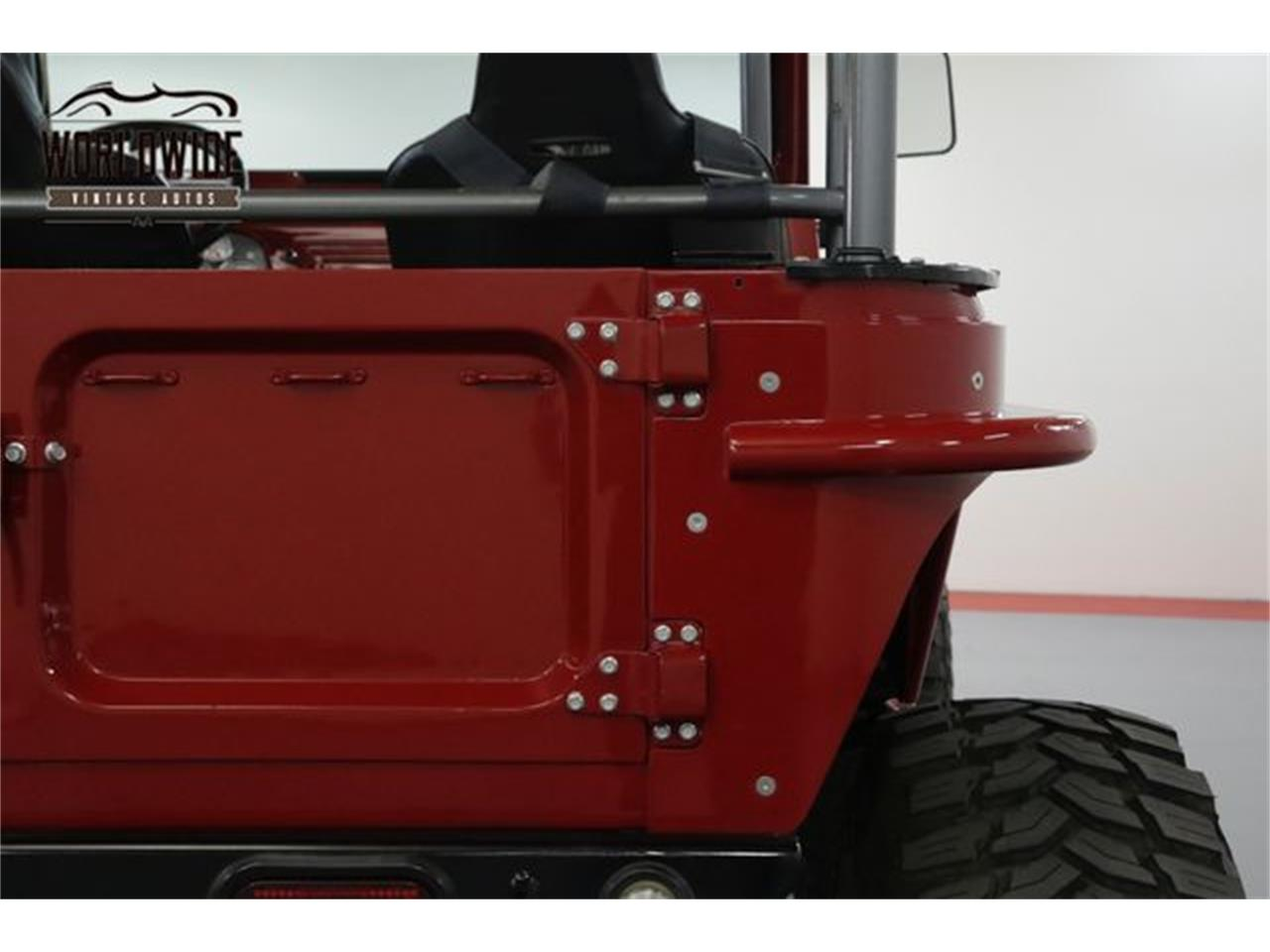 Large Picture of '67 Land Cruiser FJ40 - PCMC