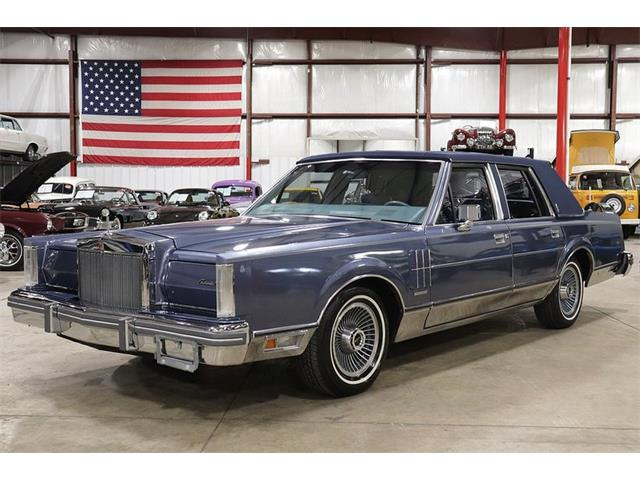 Picture of '83 Lincoln Mark V - PCMN