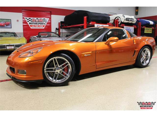 Picture of 2007 Chevrolet Corvette - $39,995.00 - PAPI