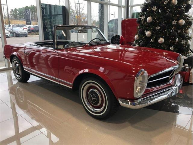 Picture of 1965 Mercedes-Benz 230 located in North Carolina Offered by  - PCNR