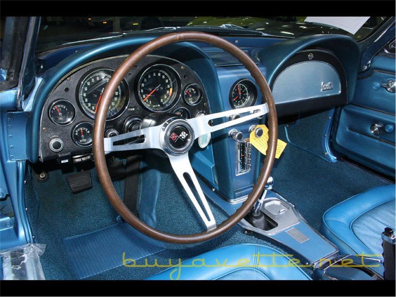 Large Picture of Classic 1967 Chevrolet Corvette - $99,875.00 - PCOC