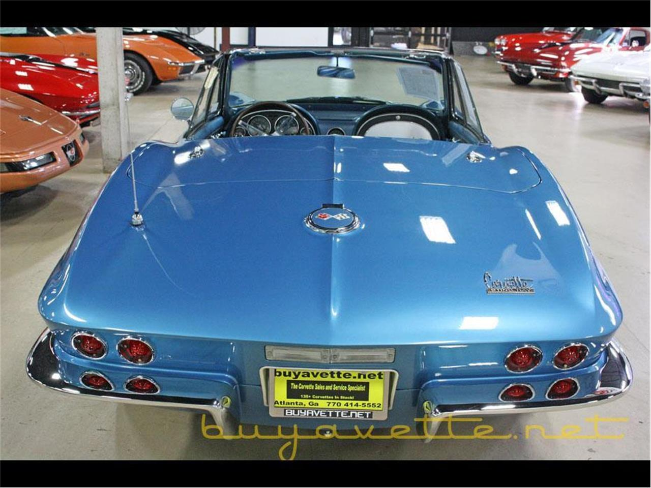 Large Picture of 1967 Corvette located in Atlanta Georgia - $99,875.00 Offered by Buyavette - PCOC