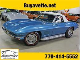 Picture of 1967 Corvette located in Atlanta Georgia - PCOC