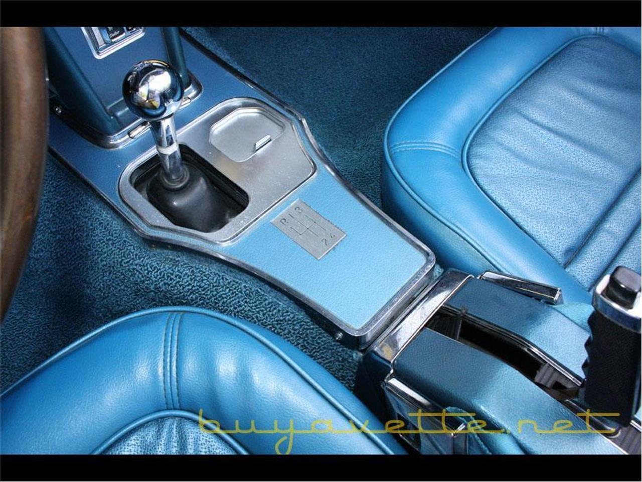 Large Picture of Classic 1967 Chevrolet Corvette located in Atlanta Georgia - PCOC