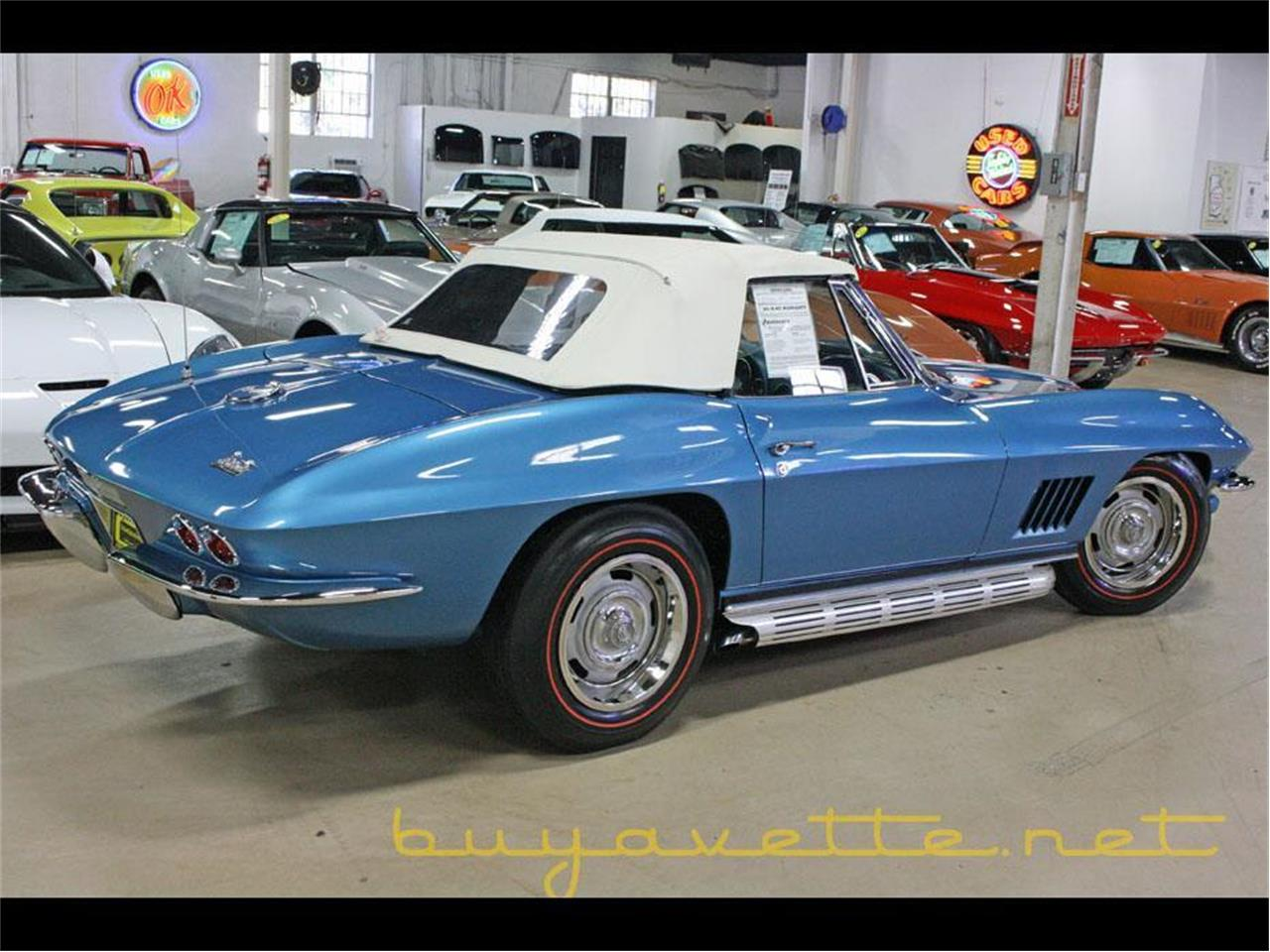 Large Picture of Classic 1967 Corvette Offered by Buyavette - PCOC