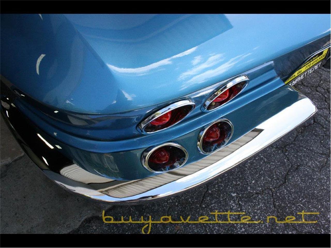 Large Picture of '67 Chevrolet Corvette - PCOC